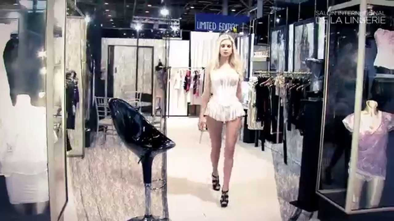 Video salon international de la lingerie 2014 youtube for Salon international