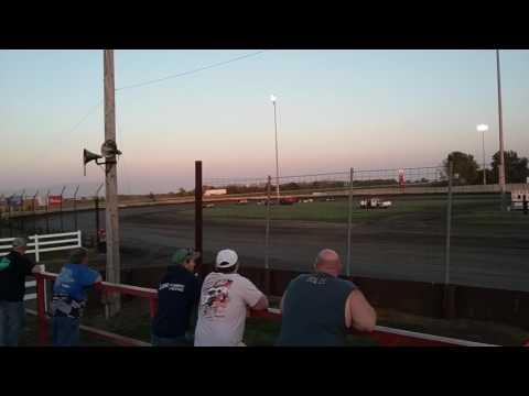 Lee County Speedway - Heat - 5/12/17