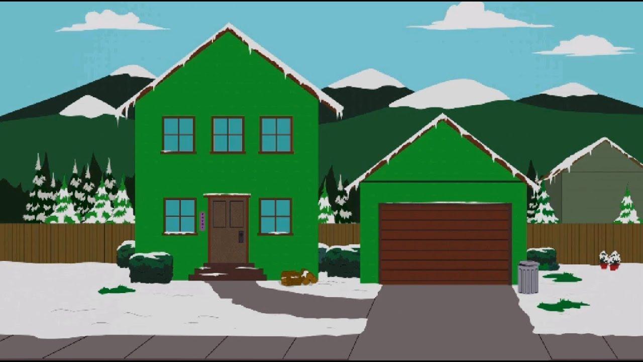South Park SoT Easter Egg Exploring Cartmans House