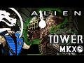 Alien Plays His Mortal Kombat X Klassic Tower (w  Sub-zero) video