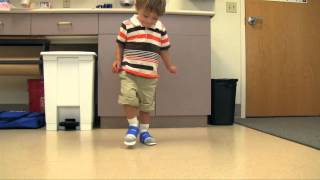 Assess, fit, and wear | Moderate low tone pronation | JumpStart Leap Frog