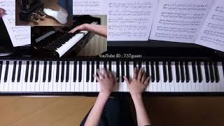 使用楽譜:ドビュッシーピアノ曲集Ⅱ(音楽之友社) 2018年5月13日 リク...