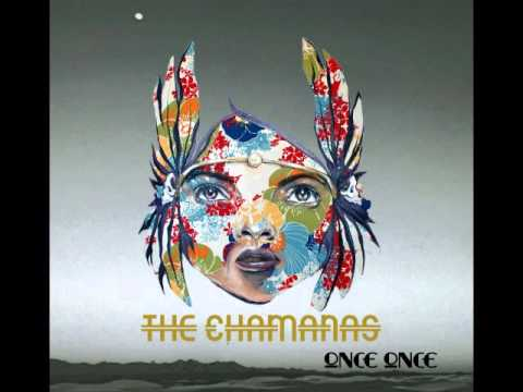 The Chamanas  Purple Yellow Red and Blue
