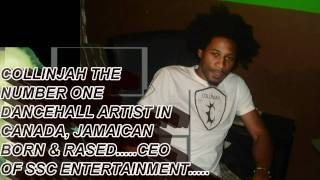 Collinjah - Gyal Whine -  Bottle Party  Riddim New 2011 March
