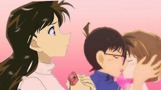 4 Pasangan paling romantis di anime DETECTIVE CONAN
