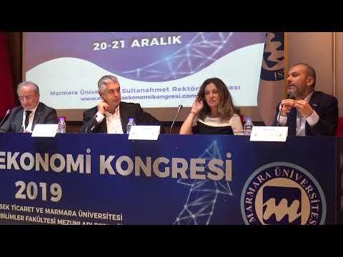 İktisadi TV  - Celal Toprak Ve TÜRKONFED Yönetim Kurulu Başkan Yardımcısı Yiğit Savcı