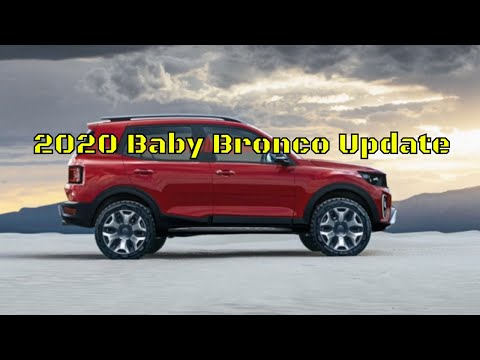 2020 Baby Bronco - The Bronco for the Masses