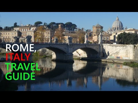 ROME, ITALY TRAVEL GUIDE