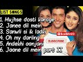 Soundtrack Mujhse Dosti Karoge Film
