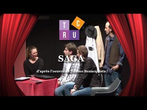 SAGA (d'après le roman de T. Benacquista) from YouTube · Duration:  1 hour 59 minutes 30 seconds