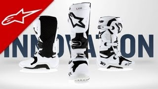 Alpinestars 4th Generation Tech 10 Boot | Motocross Innovation, Revolutionized. thumbnail