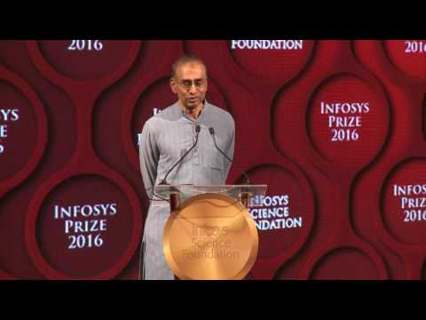 Chief guest address by Dr. Venki Ramakrishnan: Give science publicity