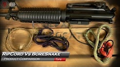 RipCord Vs BoreSnake: Which One? Rifle Bore Cleaning