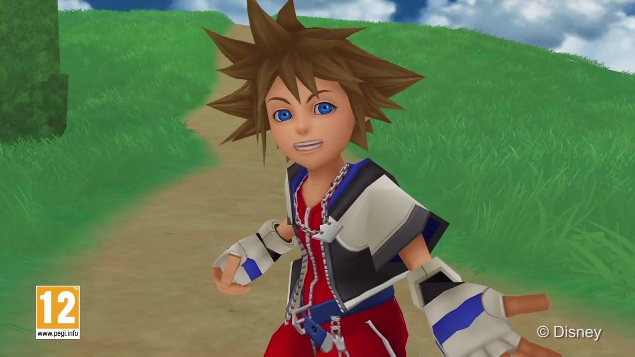 KINGDOM HEARTS HD 1.5 + 2.5 - Bienvenue dans Kingdom Hearts [Français]