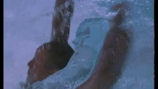 Invisible man kills his boss in the pool
