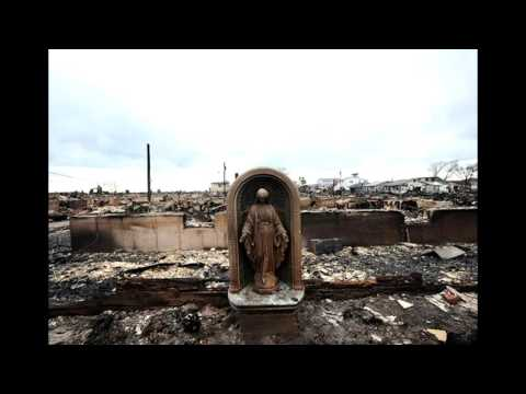 MOST HORRIFYING PICTURES OF HURRICANE SANDY AFTERMATH
