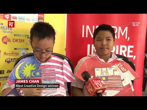 Raise the Flag: Pupils express love for country with creative designs