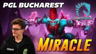 Miracle Huskar [Offlane] - Liquid vs VP - PGL BUCHAREST MAJOR 2018 Dota 2