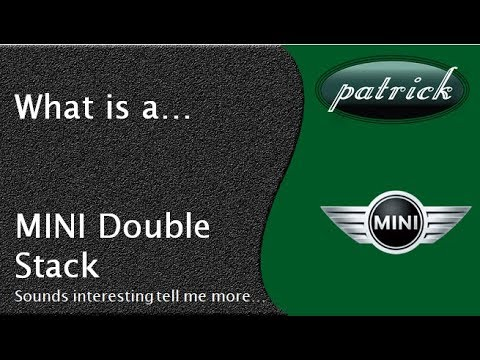 What Is A Mini Double Stack Schaumburg Il Patrick