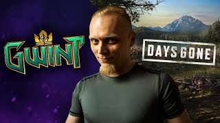 Gwint i Days Gone PS4 PRO !plan