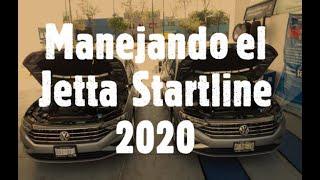 Manejando el Volkswagen Jetta Startline 2020
