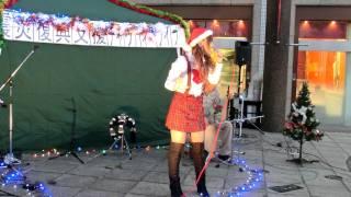 12月10日草加アコス広場で開催された、MusicRainbowチャリティイベ...