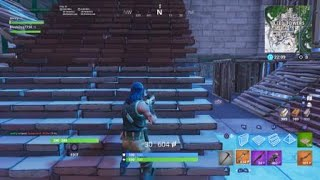 I DROPPED OFF SETH GAMING!!///Fortnite Funny Moments #6
