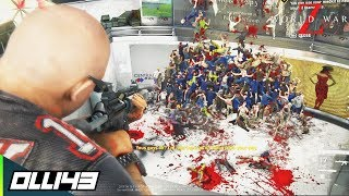 insane amount of *ZOMBIES*!! (World War Z Gameplay Part 1)