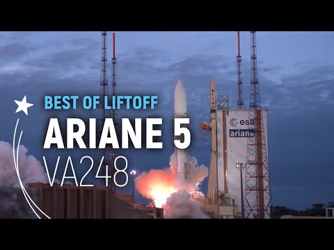 Arianespace Flight VA248 / Behind the Scenes of the Dream