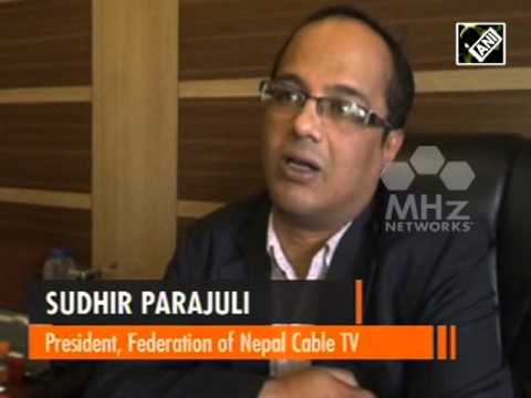 Nepal Cable TV operators forced to take Indian news channels off air (30 Nov, 2015)
