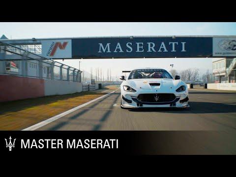 Celebrating 20 years of Master Maserati.