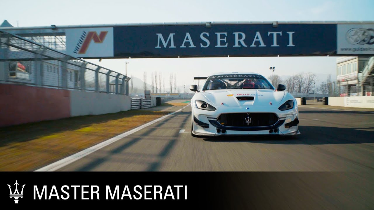 Master Your Driving – Master Maserati Driving Courses
