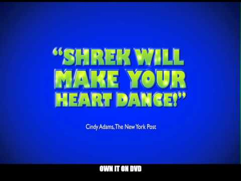 Shrek the Musical - Available on DVD - 31st Jan 2014 Singapore
