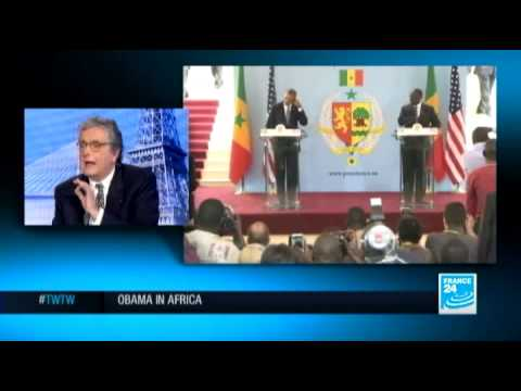 Obama in Africa: the script is stale