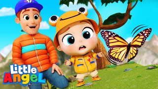 *NEW* Let's Explore With Baby John | Educational Kids Songs & Nursery Rhymes By Little Angel