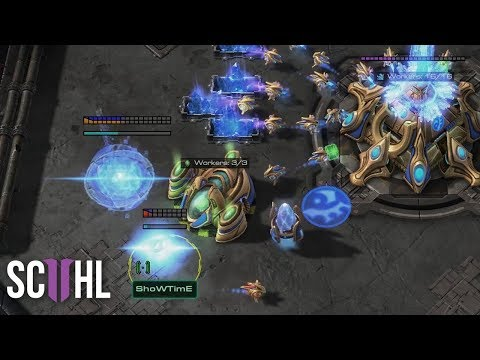 SPICY PvP - Has vs Showtime - Starcraft 2