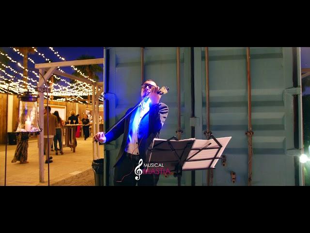 🎻 Violin Electrico | dona100xdana | Musica para Eventos | Musical Mastia