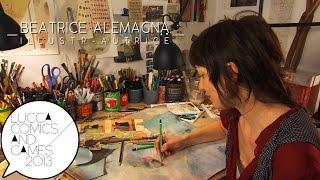 [Lucca C&G]  Beatrice Alemagna, Illustr-Autrice