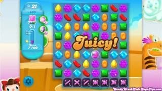 Candy Crush Soda Saga Level 405 No Boosters new