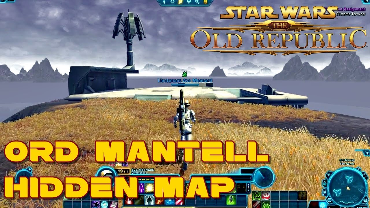 Swtor ord mantell lava flow