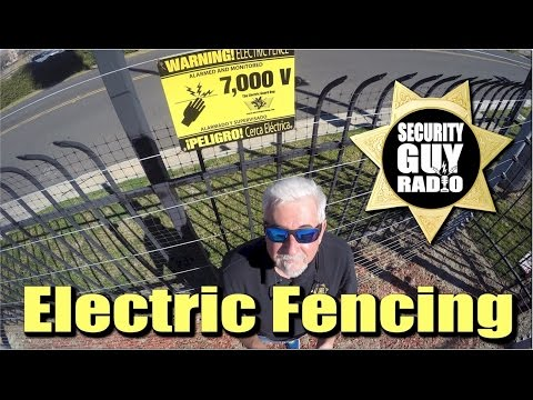[183] Electric Fences with Electric Guard Dog and Jack De Mao