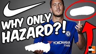 Hazard Gets One of a Kind Upgraded Boots! New Nike Vapor FlyKnit Ultra Cleats!