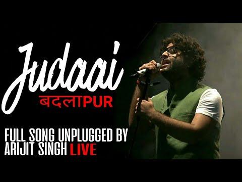 Arijit singh live - Judaai - Badlapur - Unplugged