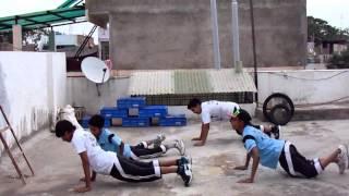 Krumping Dance on Jee Karda song | Badlapur movie| +Super man and Birju Hip Hop dance