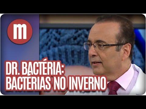 Bactérias no inverno - Dr. Bactéria - Mulheres  (17/06/16)