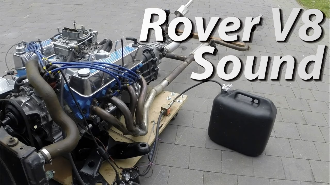 V8 engine noise download