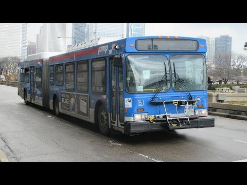 Buses in Chicago, IL (Volume Two)