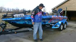 Wired2Fish Presents: Denny Brauer and Boat and Truck Wraps