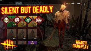 Silent But Deadly - Wraith Gameplay - Dead By Daylight