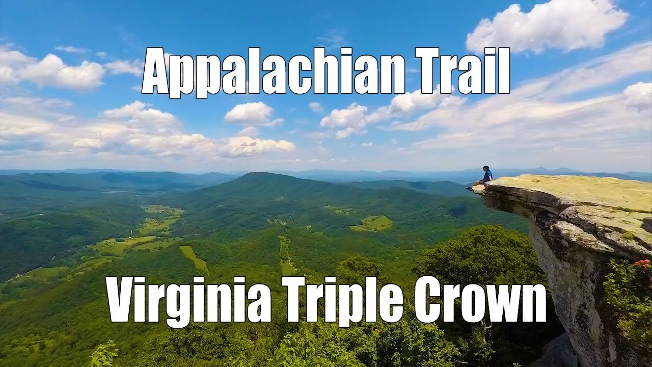 exploring the appalachian trail hikes in the virginias